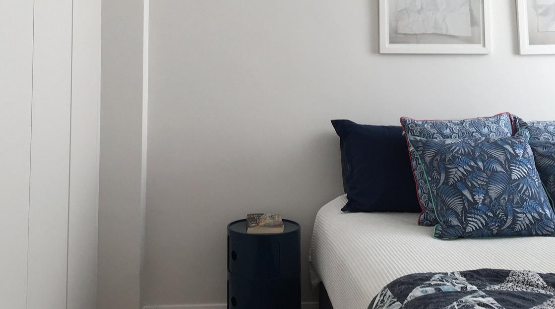 The Colour Palette - Potts Point Apartment