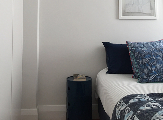 The Colour Palette - Potts Point Apartment Preview